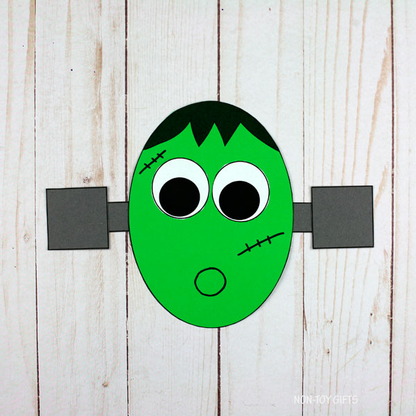 Frankenstein mouth