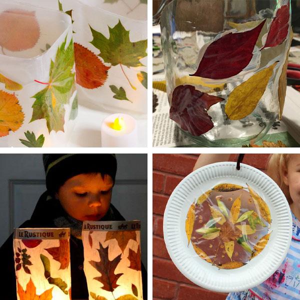 Real leaf crafts 2