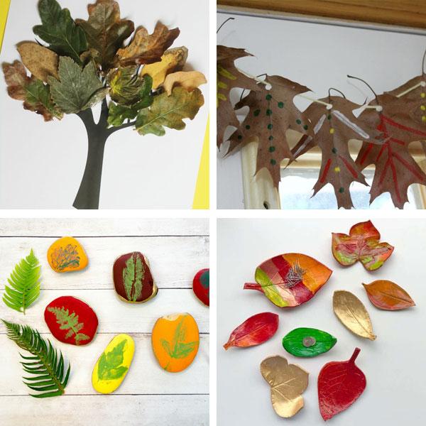 Real leaf crafts 3