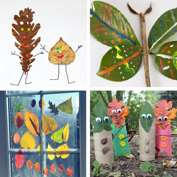 Real leaf crafts 4