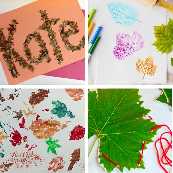 Real leaf crafts 6