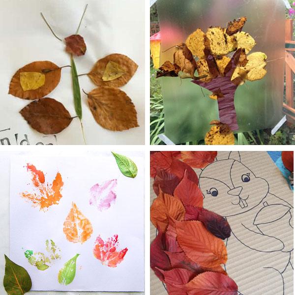 Real leaf crafts7