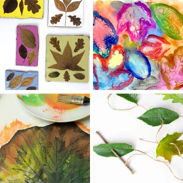 Real leaf crafts 8